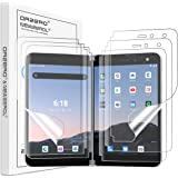 (3 Pack) Orzero Compatible for Microsoft Surface Duo (Premium Quality) Edge to Edge (Full Coverage) Screen Protector, High De