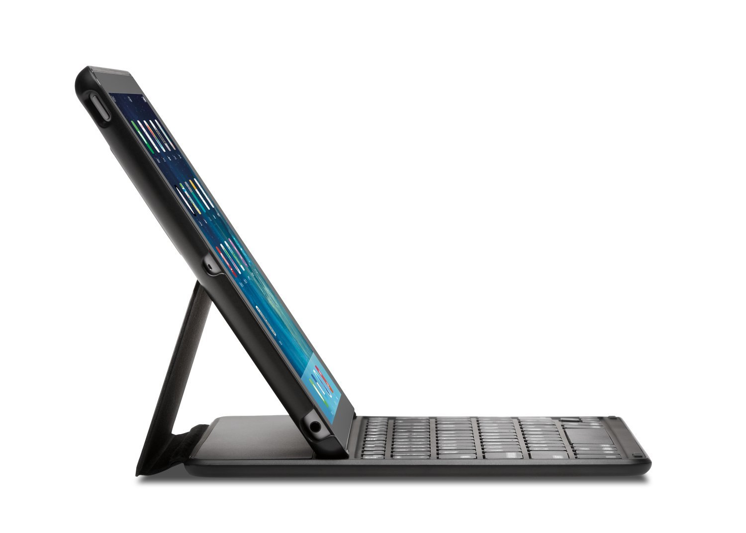 Kensington KeyFolio Thin X2 iPad Air 2 Bluetooth Keyboard Case (K97385US) by Kensington (Image #2)