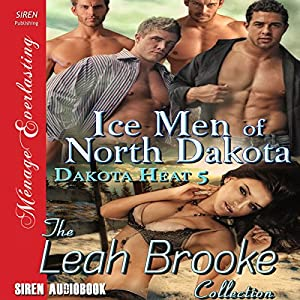 Ice Men of North Dakota Audiobook