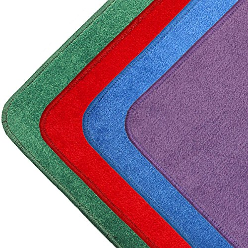 Lytle Kids Carpet Squares - Pack of 24, 16