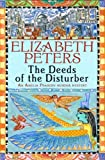 Front cover for the book The Deeds of the Disturber by Elizabeth Peters