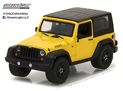 Amazon Com Greenlight All Terrain Series 5 2015 Jeep Wrangler