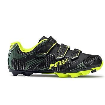 Zapatos de bicicleta de montaña NORTHWAVE SCORPIUS 2 black ...