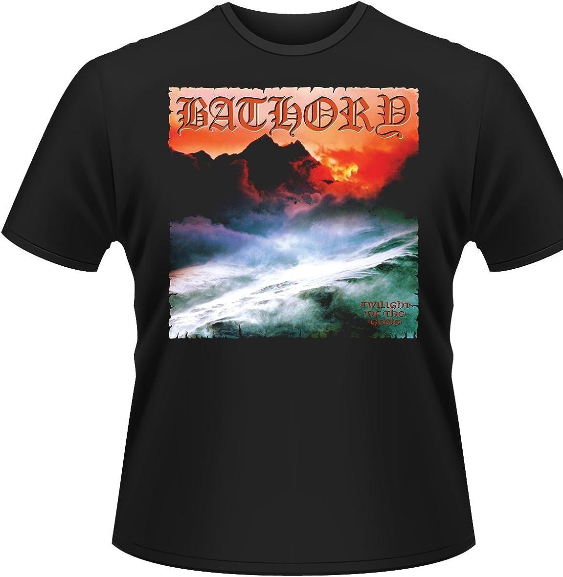 Bathory /'Twilight Of The Gods/' T-Shirt NEW /& OFFICIAL