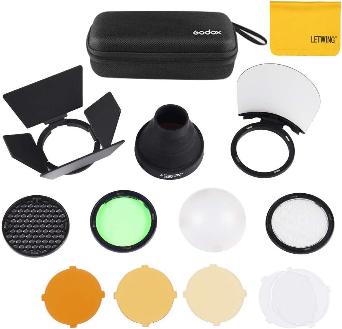 Godox Ak R1 Flashlight Accessories For Godox H200r Camera Photo