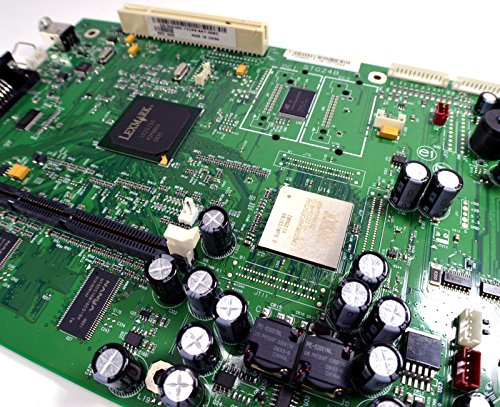 NEW JG285 Genuine OEM Dell System board with integrated Ethernet 5210n Mono Laser Workgroup Printer Internal 5210n Lexmark IBM STG24B Main Formatter Printer Control Board (Dell Laser System)
