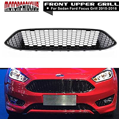 2015-2017  FORD FOCUS BUMPER WITH GRILLS AND FOG LIGHT COVER