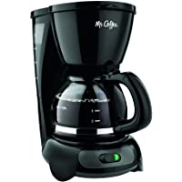 Mr. Coffee TFGTF 4-Cup Switch Coffeemaker