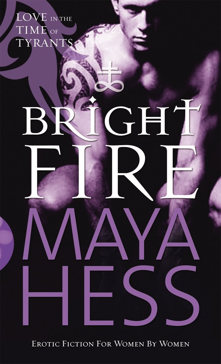 Bright Fire (Black Lace) PDF