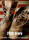 Thank You for Your Service Diary: 2018