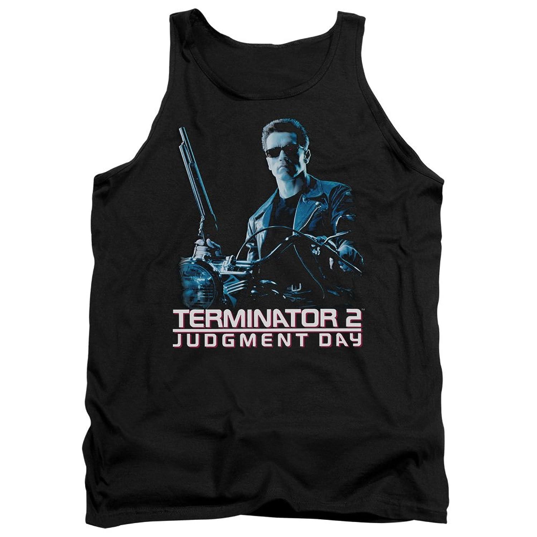 Terminator 2 - Mens Poster Tank Top