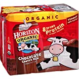 Horizon Organic Chocolate Lowfat Milk 8 fl. oz., 6 count (Pack of 2)