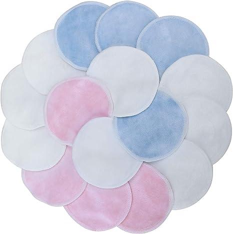 Almohadillas para Limpieza Facial - AKIMO 16pcs Algodón de ...