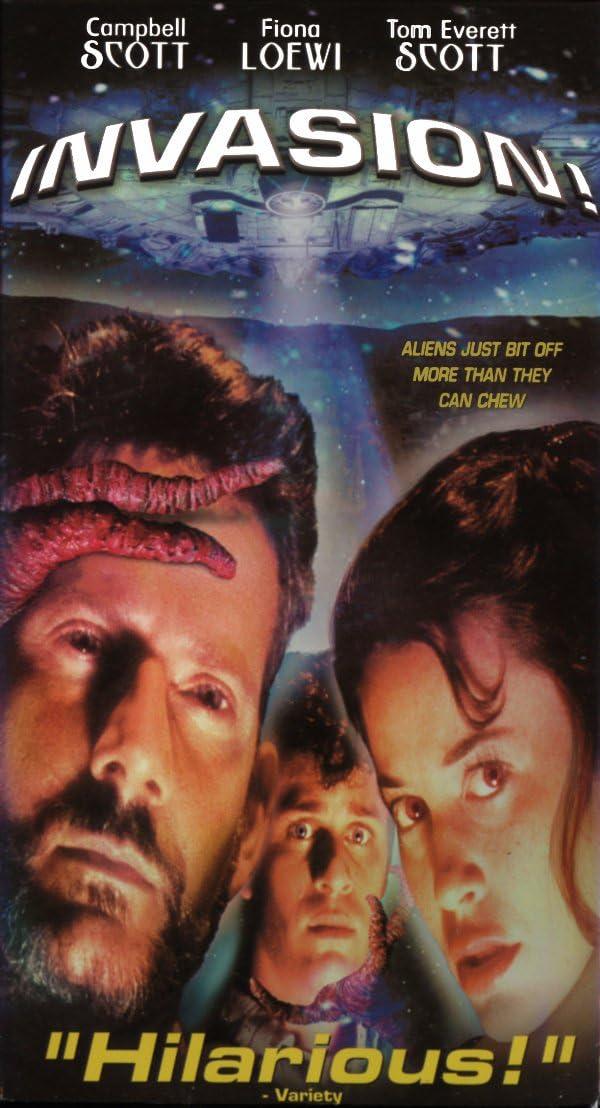 Invasion! [VHS]