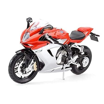 Amazon.com: GHMHJH - Escala de moto para motocicleta Augusta ...