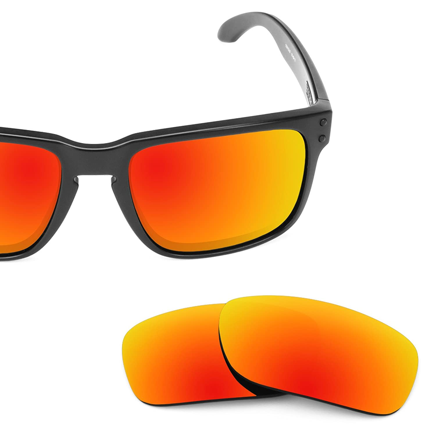 Revant Replacement Lenses for Oakley Holbrook 6 Pair Combo Pack K027 at  Amazon Men's Clothing store: Replacement Sunglass Lenses