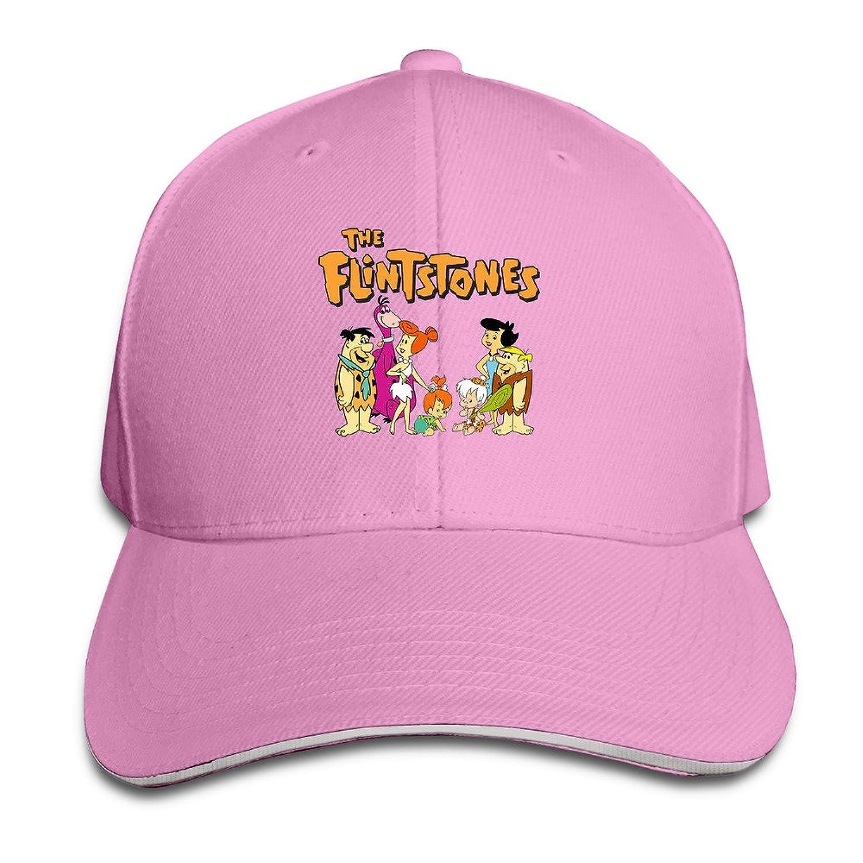 The Flintstones Hat Unisex-Adult Hip-Pop Ball Cap