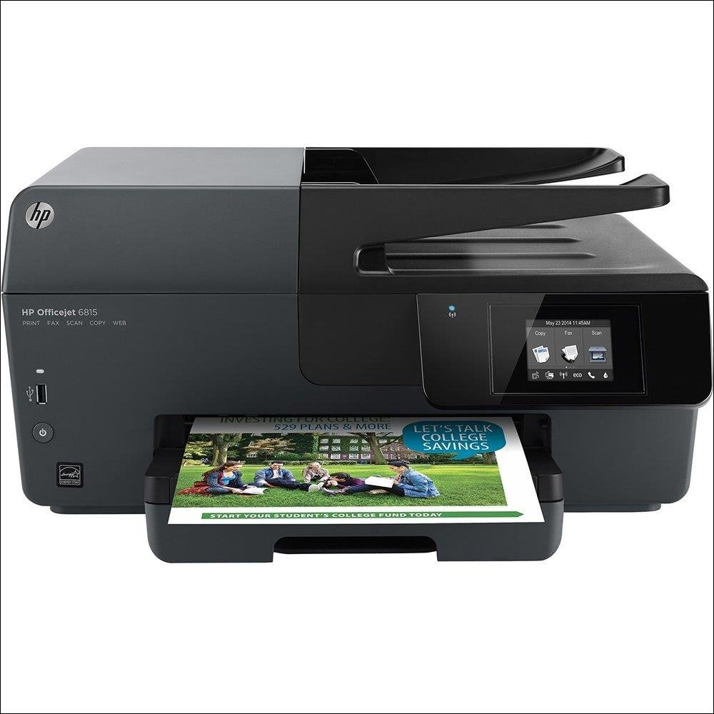 Office Jet Printer 6815 by HP (Image #1)