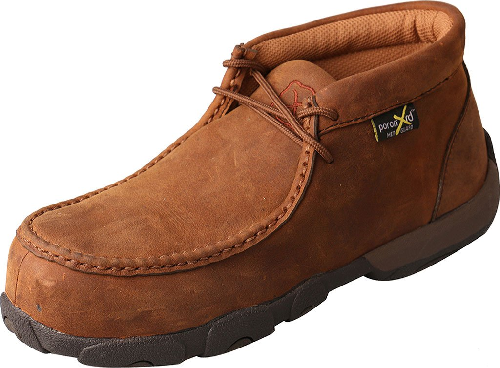 Twisted X Women's Light Driving Mocs - Wdmctm1 B01M8I0IE8 10 D(M) US Womens|Brown