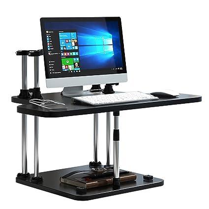 Feifei Tabla Plegable del Ordenador portátil del Soporte del Monitor de computadora de la Tabla de