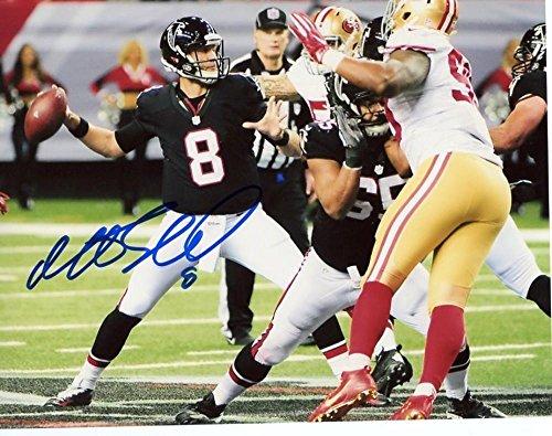 Autographed Matt Schaub Photograph - Qb 8x10 W coa - Autographed NFL Photos