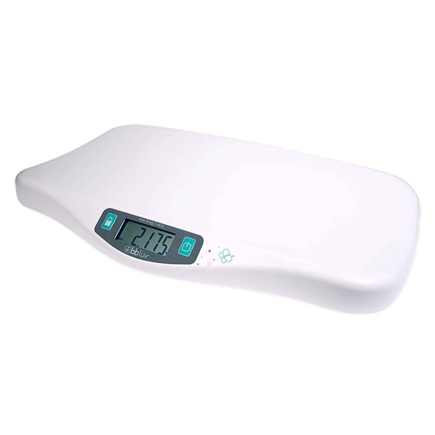 bblüv - Kilö - Smart and Precise Digital Baby Scale for Infants and Toddlers up to 44 lbs bblüv Group B0125