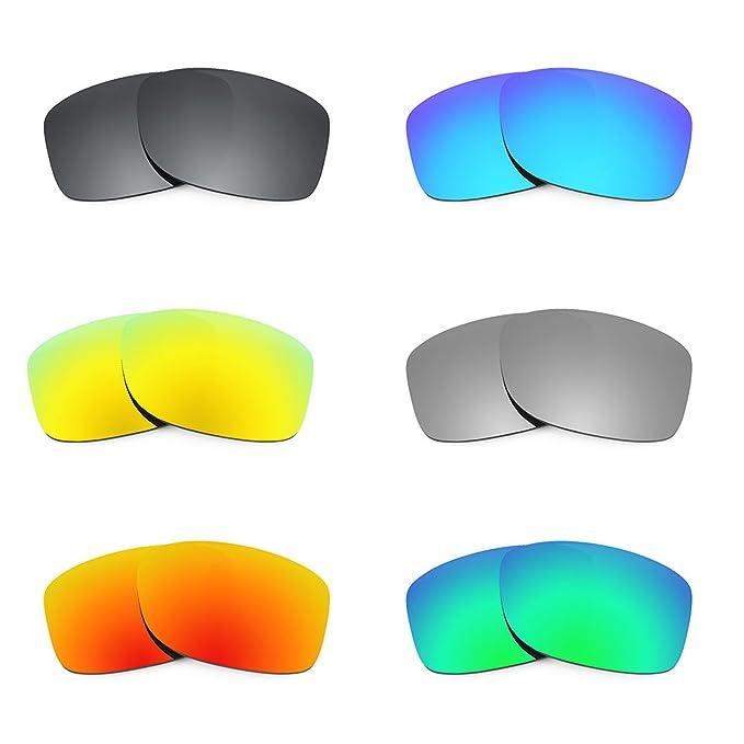 Revant Combo de 6 pares de lentes polarizados, de reemplazo, para Oakley Jupiter Squared