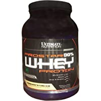 Ultimate Nutrition Prostar 100% Whey Protein - 2lbs (Cookies 'n Cream)