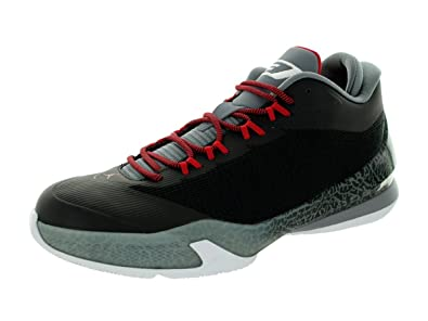 Nike Jordan Men's Jordan CP3.VIII Black/White/Cool Grey/Gym Red