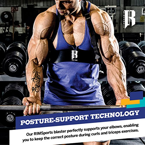 Premium-Arm-Blaster-For-Biceps-RIMSports-Best-Muscle-Bicep-Blaster-For-Bicep-And-Tricep-Workout-Ideal-Biceps-Isolator-Arm-Blaster-Heavy-Duty-Elite-Muscle-Arm-Blaster-For-Bodybuilders-Weightlifters