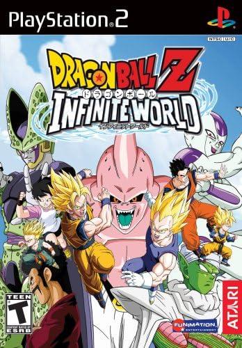 Dragon Ball Z: Infinite World - PlayStation 2 by Atari: Amazon.es ...