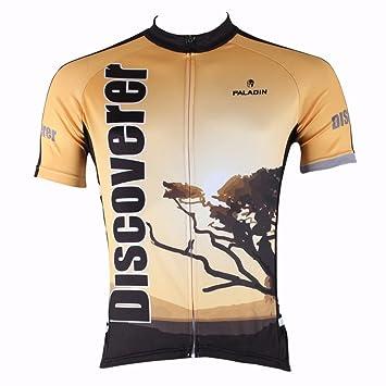 NUEVO estilo de la mujer de manga corta para bicicleta Ciclismo Jersey de exteriores (secado