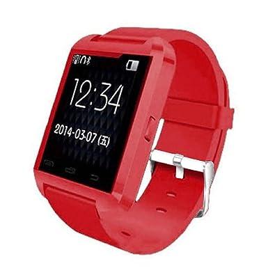 Reloj inteligente, Transer® 1pc Smart muñeca reloj teléfono Mate Bluetooth 4.0 para Android HTC