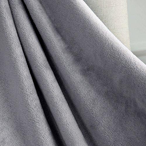 Bedsure Flannel Fleece Luxury Blanket Bed Blankets