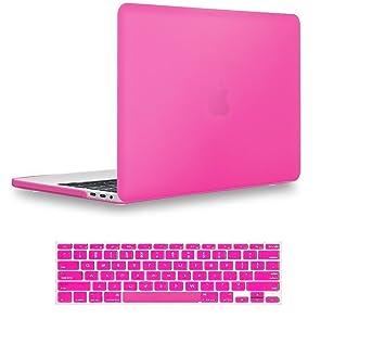 raidfox Macbook pro 13 A1708 2 en 1 Accesorios Plástico ...