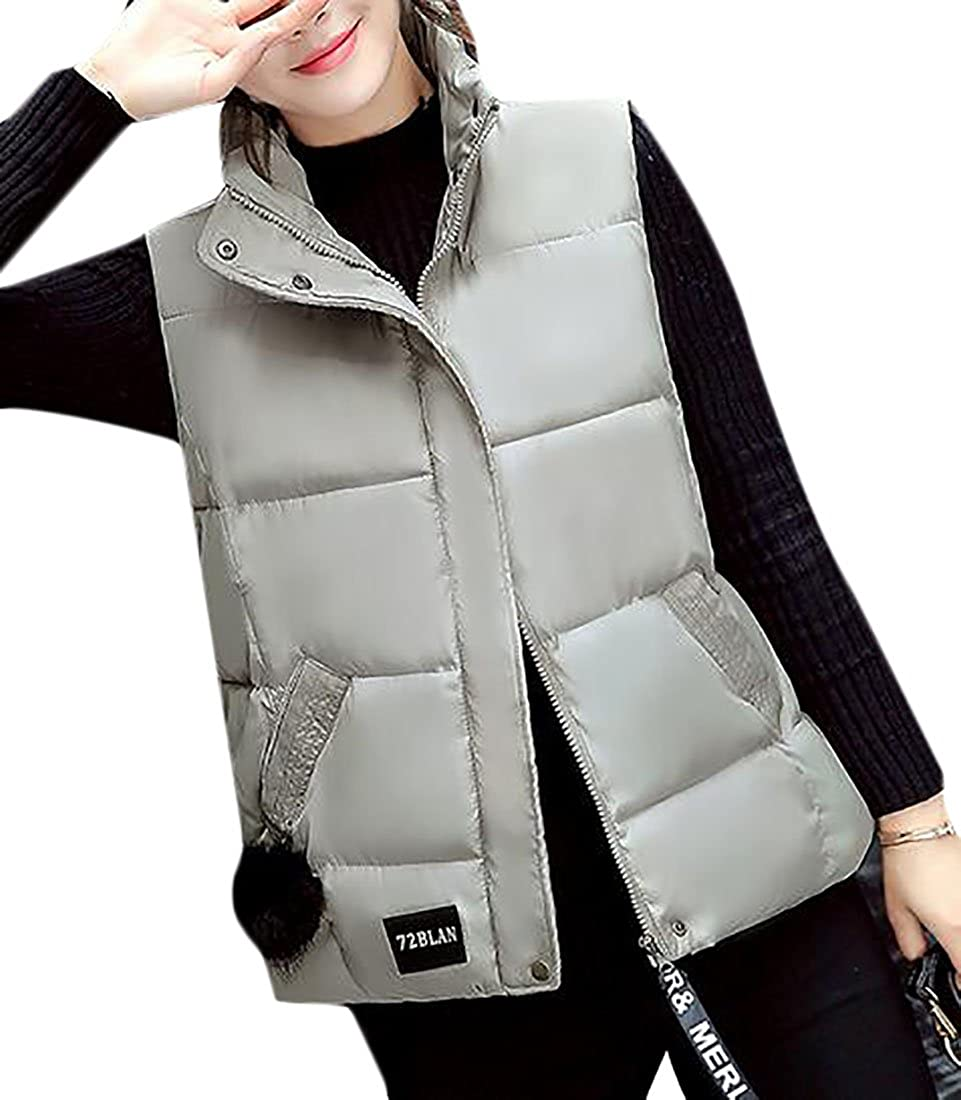 Ptyhk RG Women/¡/¯s Outwear Ultra Lightweight Packable Puffer Down Vest Coat