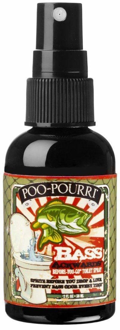 Poo-Pourri Before-You-Go Toilet Spray 1-Ounce Bottle, Original - PP-001 Poo~pourri