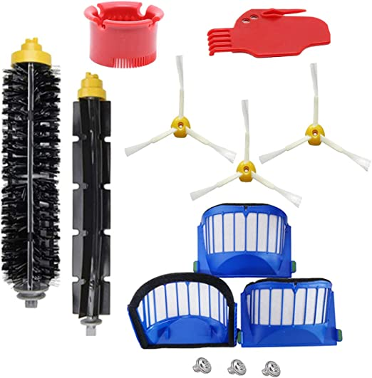 10pcs Universal Replacement Vacuum Cleaner Kit Cleaning Set for MOST Vacuums