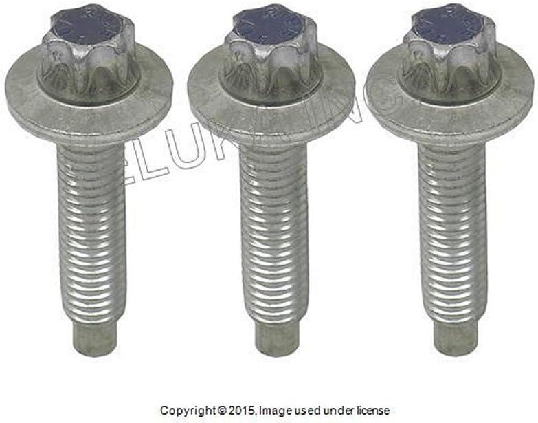 For BMW F25 E60 E61 E70 E71 E86 E90 E91 Water Pump Bolt Kit 11510392553