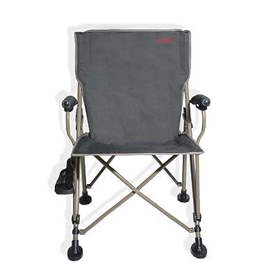 Portable Camping Accoudoirs Pliant Chaise Léger Durable Siège Extérieur Recliner Pour Jardin Caravane Voyages Pêche Plage