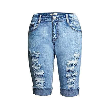 Mini shorts Pantalones Cortos De Las Mujeres Que Engarzan ...