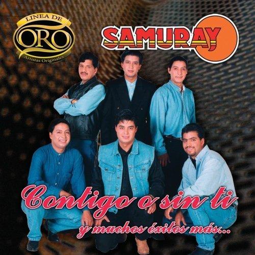 Price comparison product image Contigo O Sin Ti Y Muchos Exitos Mas: Linea De Oro by Samuray
