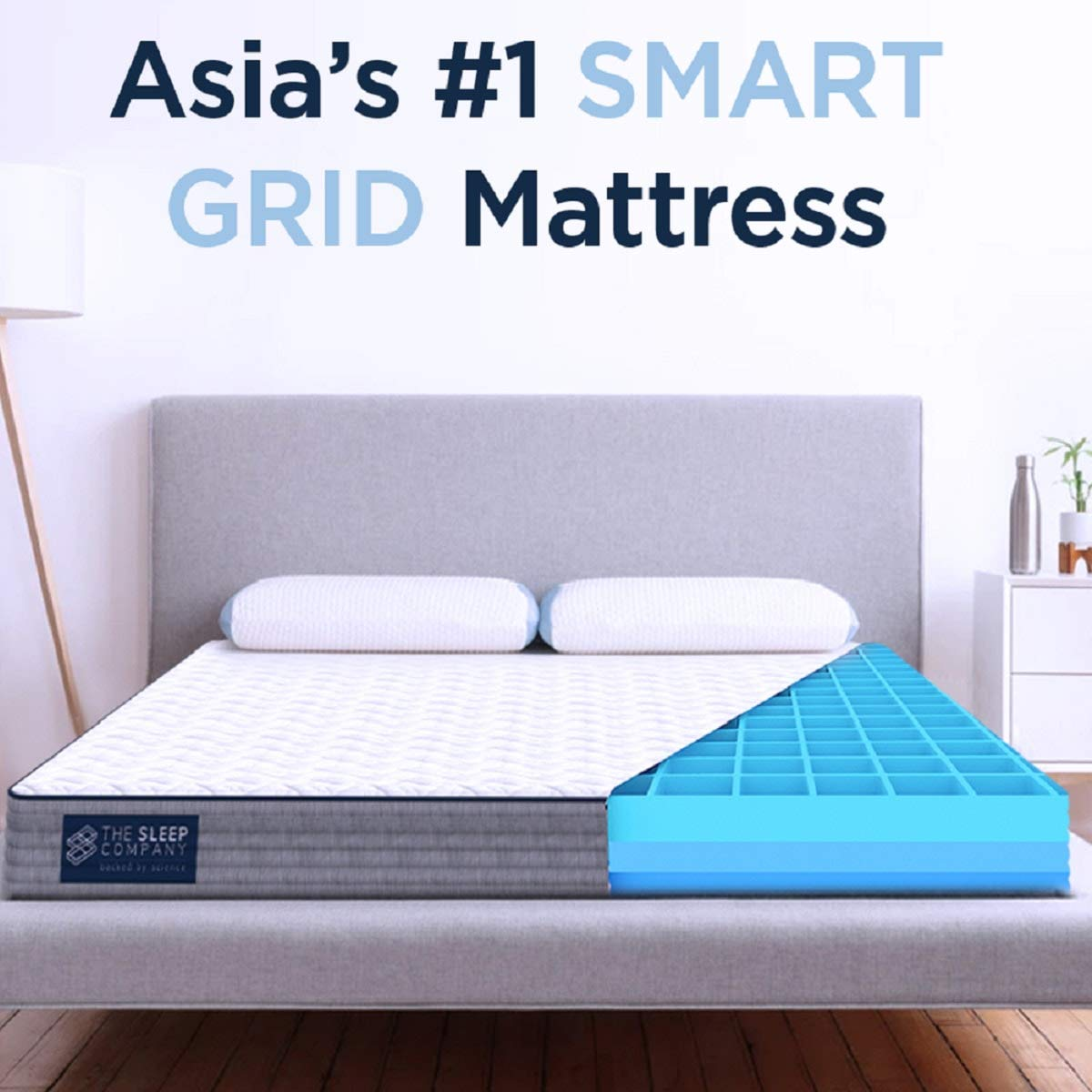 One of the Best Mattress in Top 3 Best Mattress for Back Pain in India by grabitonce.in