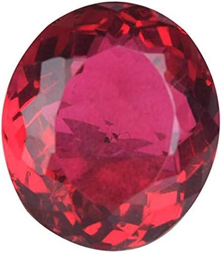 Natural Rosa Turmalina 1 Mm Corte Redondo Joya Piedra Preciosa