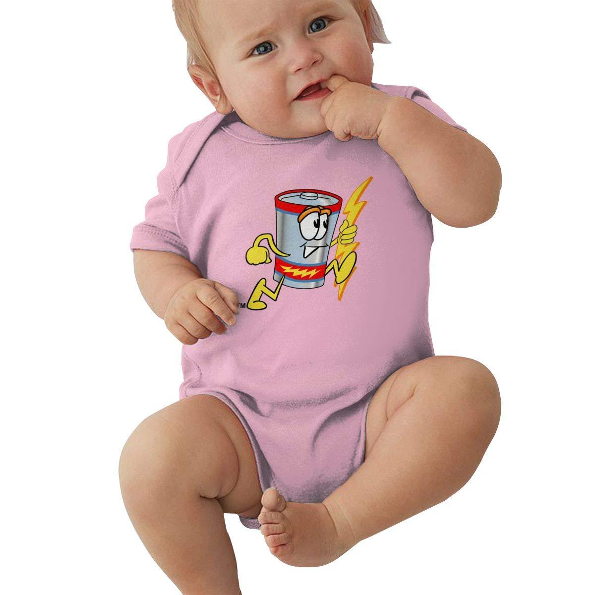 Dfenere Cute Fashion Newborn Baby Short Sleeve Bodysuit Romper Infant Summer Clothing Black