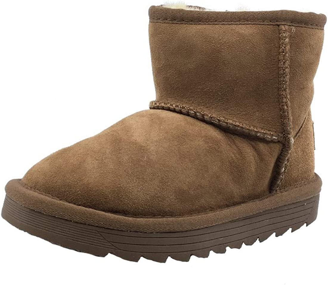 Old Soles Girls Shearling Boots
