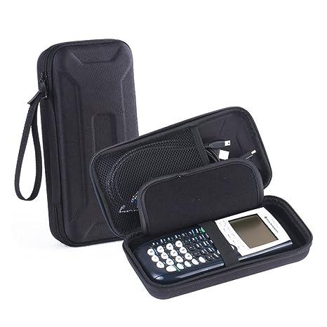 LuckyNV - Funda Protectora para TI-84/Plus 89/83 CE + más ...