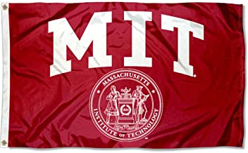 new concept eb09d 8458d Amazon.com: College Flags and Banners Company: MIT