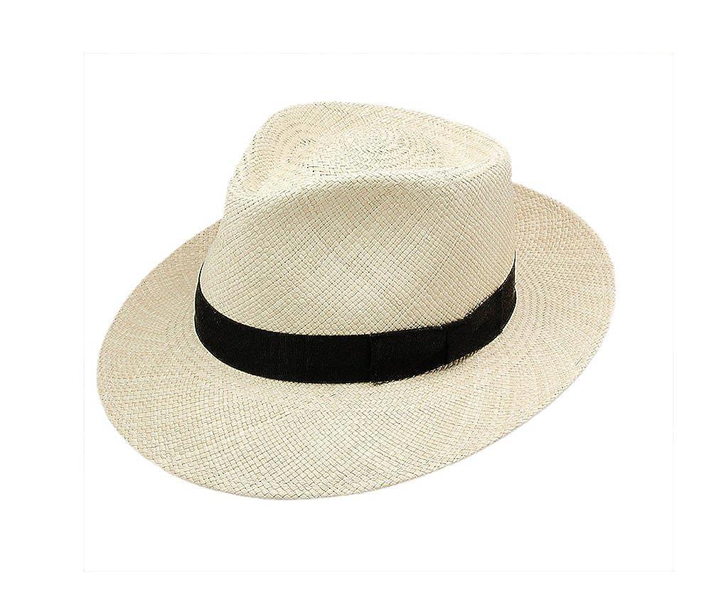 0a46f7ff5a978 Stetson Retro Panama Straw Hat - Large at Amazon Men s Clothing store  Panama  Straw Hat Men