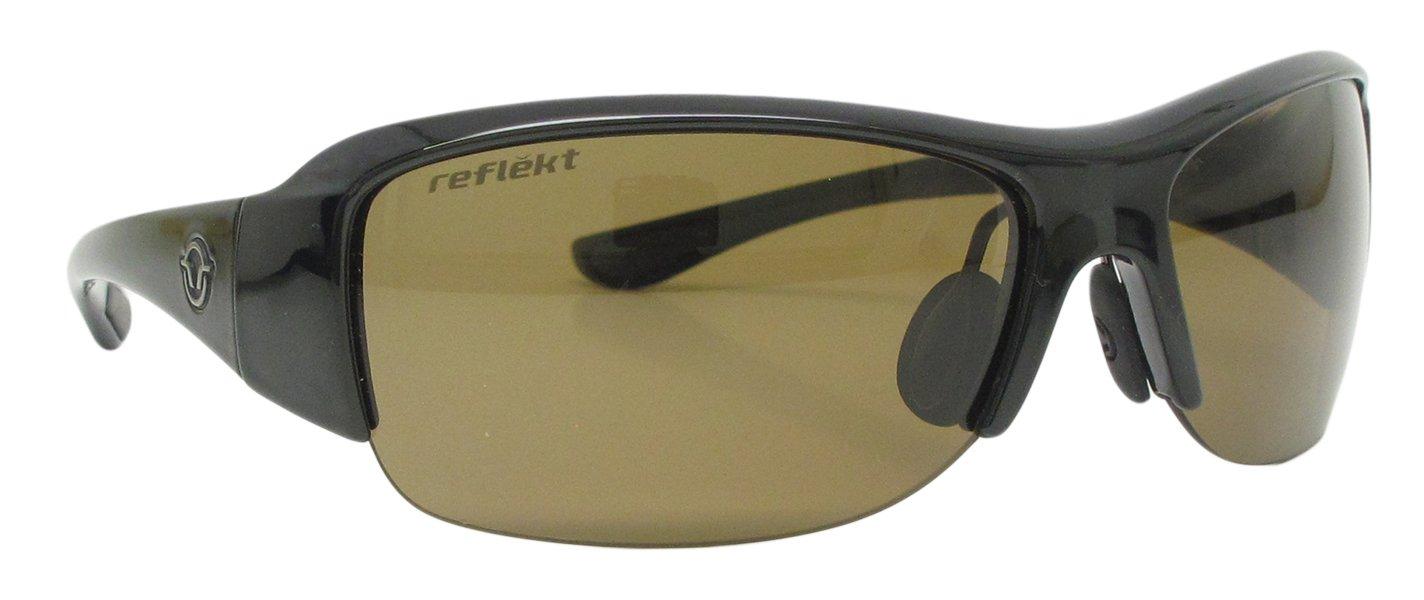4352ccad781 Amazon.com  Reflekt Polarized Iris Sunglasses